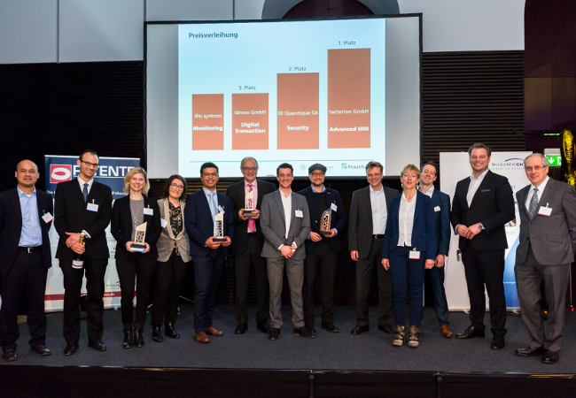 IDQ Wins at Fraunhofer AIO Awards