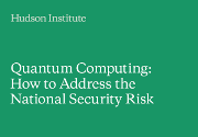 Quantum computing, addressing the national security threat