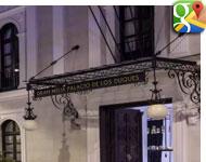 Cómo llegar al GRAN MELIÁ PALACIO DE LOS DUQUES de MADRID