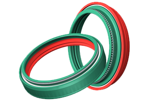 dual compound fork seal kit for motorbikes