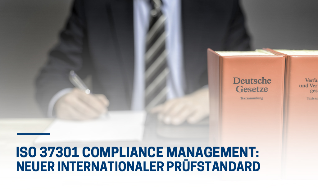 ISO 37301  Compliance Management