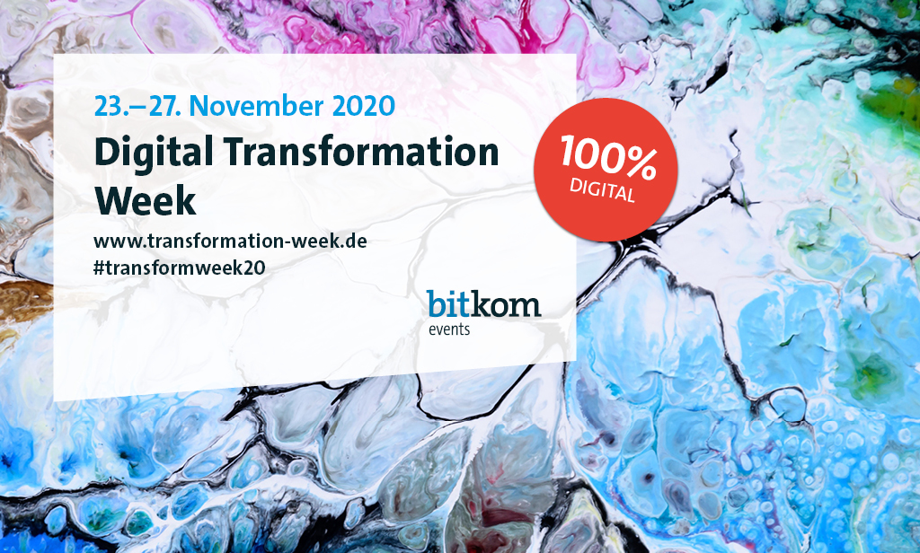 Bitkom Digital Transformation Week